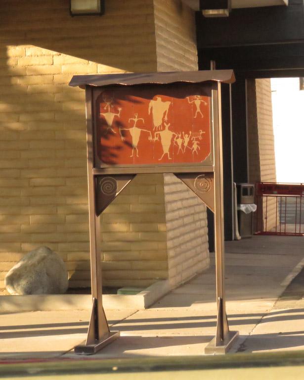 Ancient Kiosk Gayle Houston JimYaeger