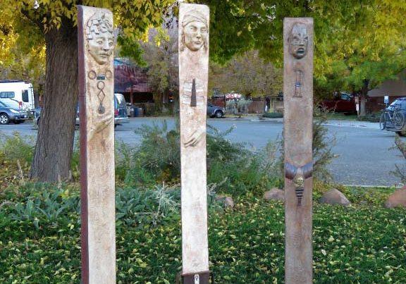 """Cultural Pedestrians""~by Sue Quinlan~~$7650"